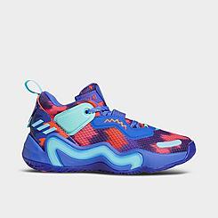 Big Kids' adidas D.O.N. Issue #3 Basketball Shoes