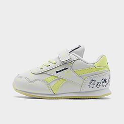 Girls' Toddler Reebok Peppa Pig Royal Classic Jogger 3.0 1V Casual Shoes