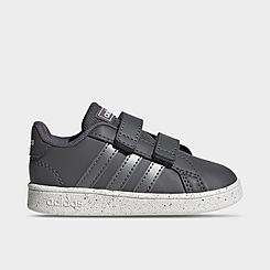 Toddler and Little Kids' adidas Essentials Grand Court Casual Shoes