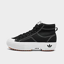 Women's adidas Originals Nizza Trek Sneaker Boots