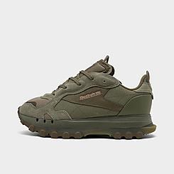 Women's Reebok Cardi B Classic Leather Casual Shoes