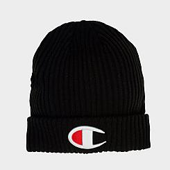 Champion Big C Knit Beanie Hat