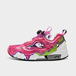 Men's Reebok x Ghostbusters Instapump Fury Casual Shoes