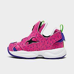 Kids' Toddler Reebok x Ghostbusters Versa Pump Fury Casual Shoes