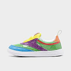 Kids' Toddler Reebok Candy Land Classic Club C Casual Shoes