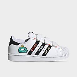 Little Kids' adidas Originals Superstar Casual Shoes
