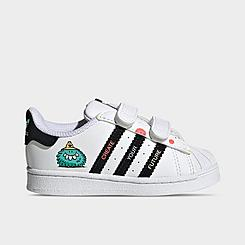 Kids' Toddler adidas Originals Superstar Casual Shoes