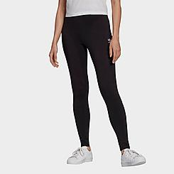 Women's adidas Designed 2 Move 3-Stripes High-Rise Cropped Training Tights