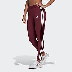 Women's adidas LOUNGEWEAR Essentials 3-Stripes Leggings