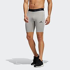 Men's adidas Techfit Short Training Tights