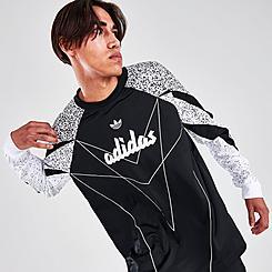 Men's adidas Originals SPRT Shark Goalkeeper Long-Sleeve Jersey