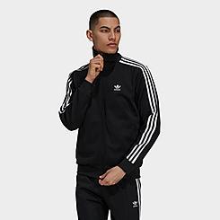 Men's adidas Adicolor Classics Beckenbauer Primeblue Track Jacket