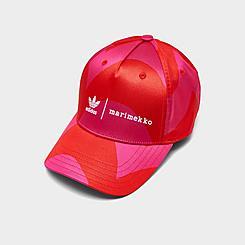 adidas Originals Marimekko Satin Strapback Hat