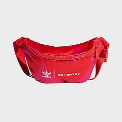 Women's adidas Originals Marimekko Waist Bag