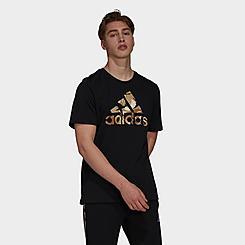 Men's adidas Essentials Camouflage Print Infill T-Shirt