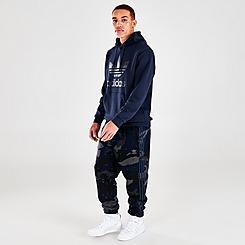 Men's adidas Originals 3-Stripes Camo Jogger Pants