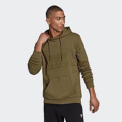 Men's adidas Originals Graphics Trefoil Series Hoodie