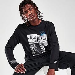 Men's adidas Originals Common Memory Long-Sleeve T-Shirt