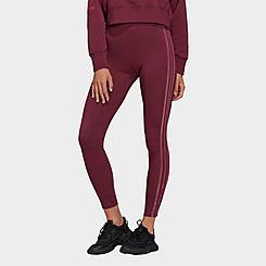 Women's adidas Originals Velvet Stripes with Trefoil Rivet Tights