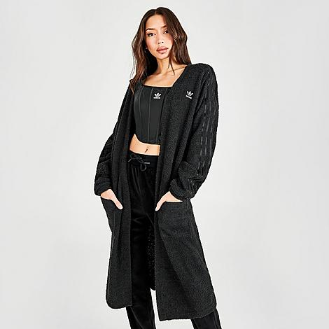 Adidas Originals Tunics ADIDAS WOMEN'S ORIGINALS LONG KIMONO