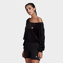 Women's adidas Originals EQT Sweatshirt