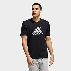 Men's adidas Sportswear Retro AERO 3-Stripes Graphic T-Shirt