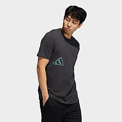 Men's adidas Sportswear Connected Through Sport Graphic T-Shirt
