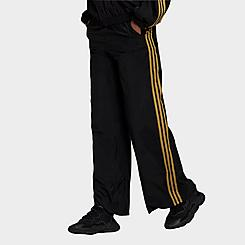 Women's adidas Originals x Marimekko Jacquard Panel Wide-Leg Track Pants