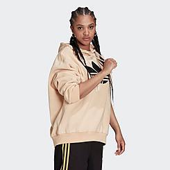 Women's adidas Originals Marimekko Oversized Graphic Hoodie