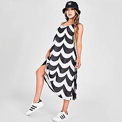 Women's adidas Originals x Marimekko Midi Tank Dress