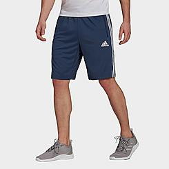 Men's adidas Designed 2 Move 3-Stripes Primeblue Shorts