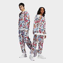 adidas x IVY PARK Ski Tag Print Cargo Sweat Jogger Pants (3XS - 3XL)