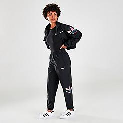 Women's adidas Originals Adicolor Shattered Trefoil Track Pants