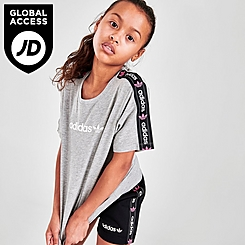 Girls' adidas Originals Liner Tape T-Shirt