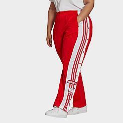 Women's adidas Originals Adicolor Classics Adibreak Snap Track Pants (Plus Size)