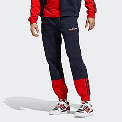 Men's adidas 3-Stripes Split Fleece Sweatpants