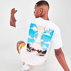adidas Originals Summer Linear Box T-Shirt