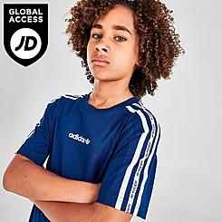 Kids' adidas Originals Micro Tape T-Shirt