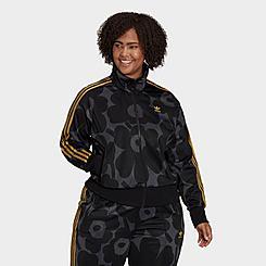 Women's adidas Originals x Marimekko Firebird Track Jacket (Plus Size)