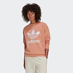 Women's adidas Originals Trefoil Crewneck Sweatshirt