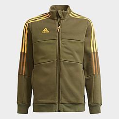 Kids' adidas Tiro Winterized Soccer Jacket