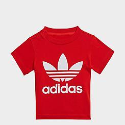 Little Kids' adidas Originals Trefoil T-Shirt