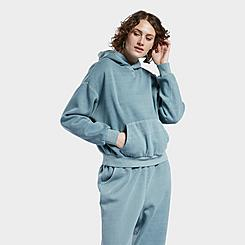 Women's Reebok Classics Natural Dye Fleece Hoodie