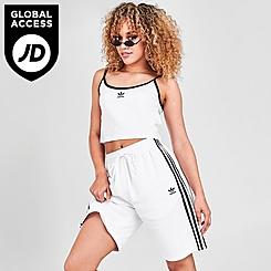 Women's adidas Originals Jogger Fleece Shorts