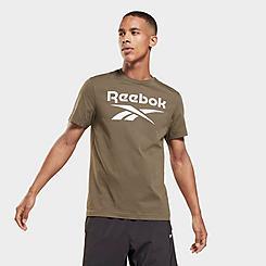 Men's Reebok Stacked Series Graphic T-Shirt