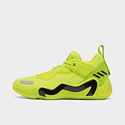 Big Kids' adidas x Monsters, Inc. D.O.N. Issue #3 Basketball Shoes