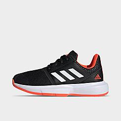 Big Kids' adidas Courtjam Tennis Shoes