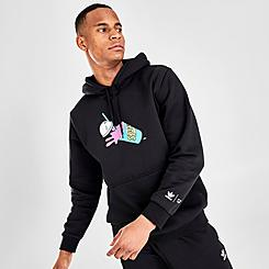 Men's adidas Originals x The Simpsons Squishee Hoodie