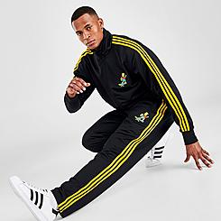 Men's adidas Originals x The Simpsons Firebird Track Pants