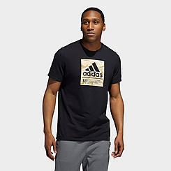 Men's adidas TKY Camo T-Shirt